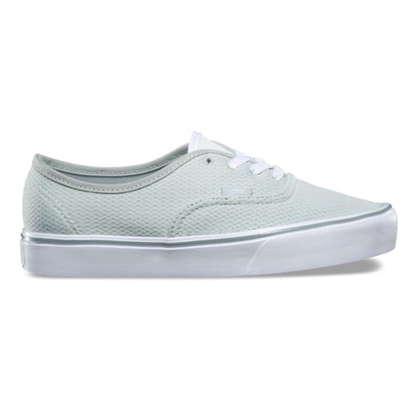 16321ddc493b9c Vans authentic lite mesh blue sneaker shoes 9.5